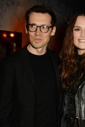 Keira Knightley - Erdem x Selfridges LFW After Party in London, February 2016