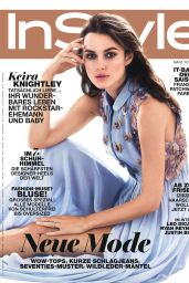 Keira Knightley - InStyle Magazine Germany March 2016 Issue
