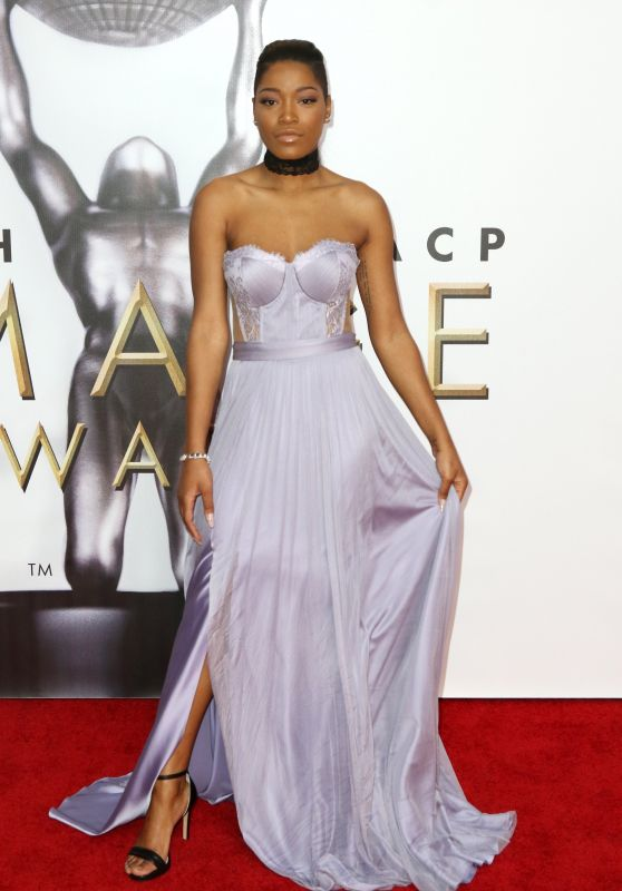 Keke Palmer - 2016 NAACP Image Awards in Pasadena, CA