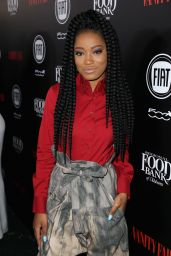 Keke Palmer – Vanity Fair and FIAT Young Hollywood Celebration in Los Angeles, 2/23/2016