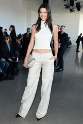 Kendall Jenner - Calvin Klein Show - New York Fashion Week 2/18/2016
