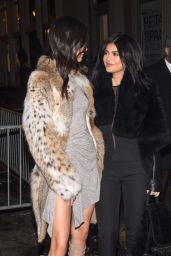 Kendall Jenner & Kylie Jenner - Kendall + Kylie Launch in New York City 2/8/2016
