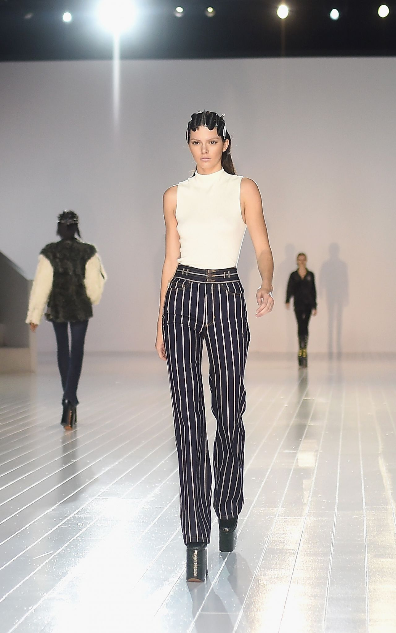 Kendall Jenner Marc Jacobs Show New York Fashion Week