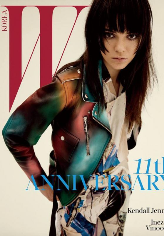 Kendall Jenner - W Magazine Korea March 2016 Cover