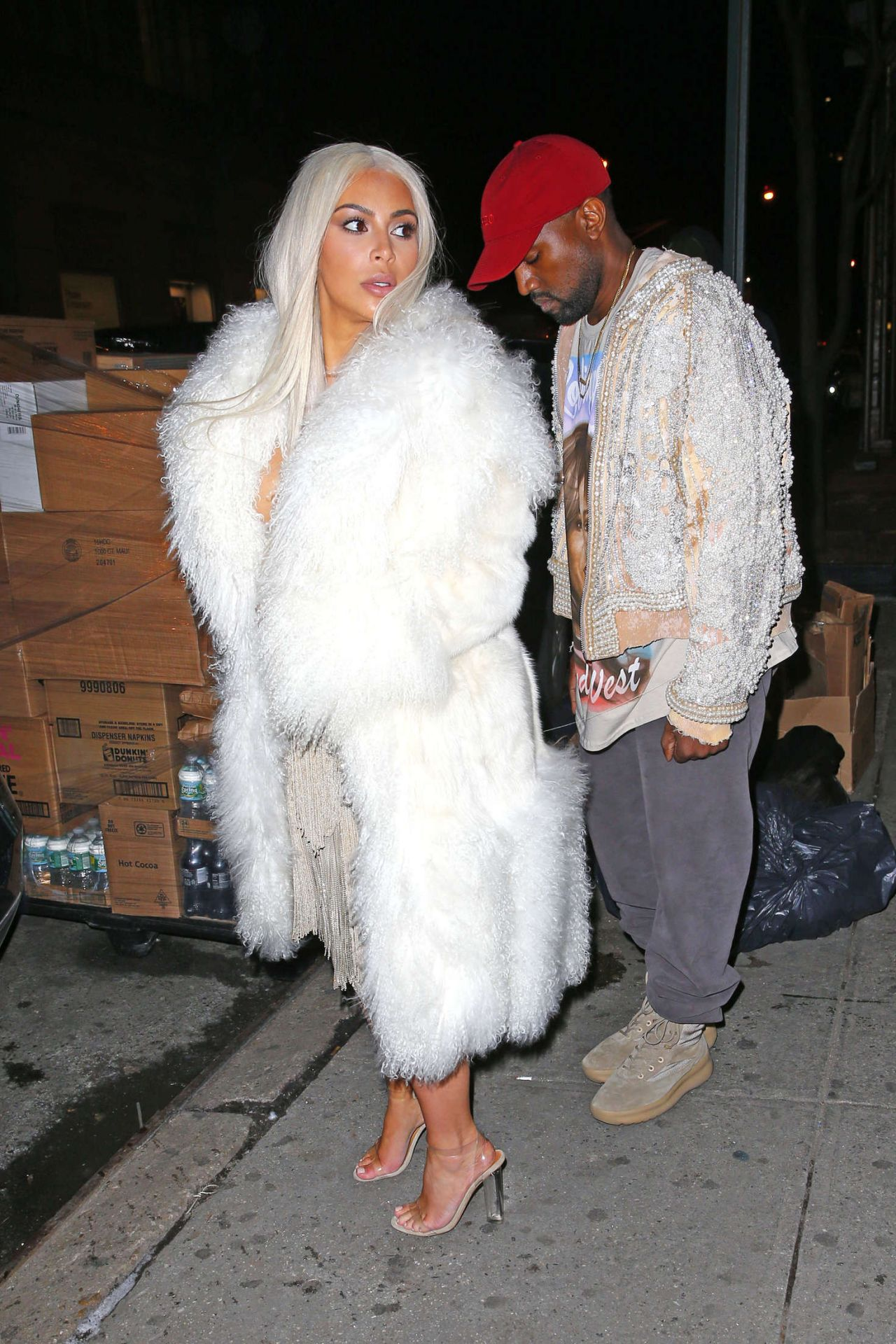 Kim Kardashian - At Negril Restaurant In New York City -2909