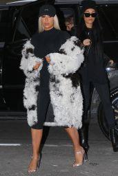 Kim Kardashian - Out in New York City, NY 2/12/2016