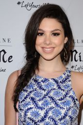 Kira Kosarin – Miss Me and Cosmopolitan's Spring Campaign Launch Event 2/3/2016