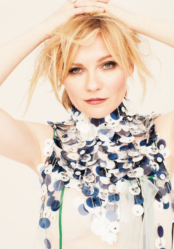 Kirsten Dunst - California Style March 2016