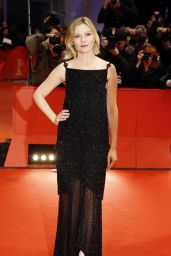 Kirsten Dunst on Red Carpet - Midnight Special Premiere in Berlin
