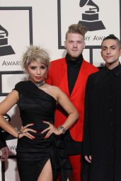 Kirstie Maldonado (Pentatonix) – 2016 Grammy Awards in Los Angeles, CA
