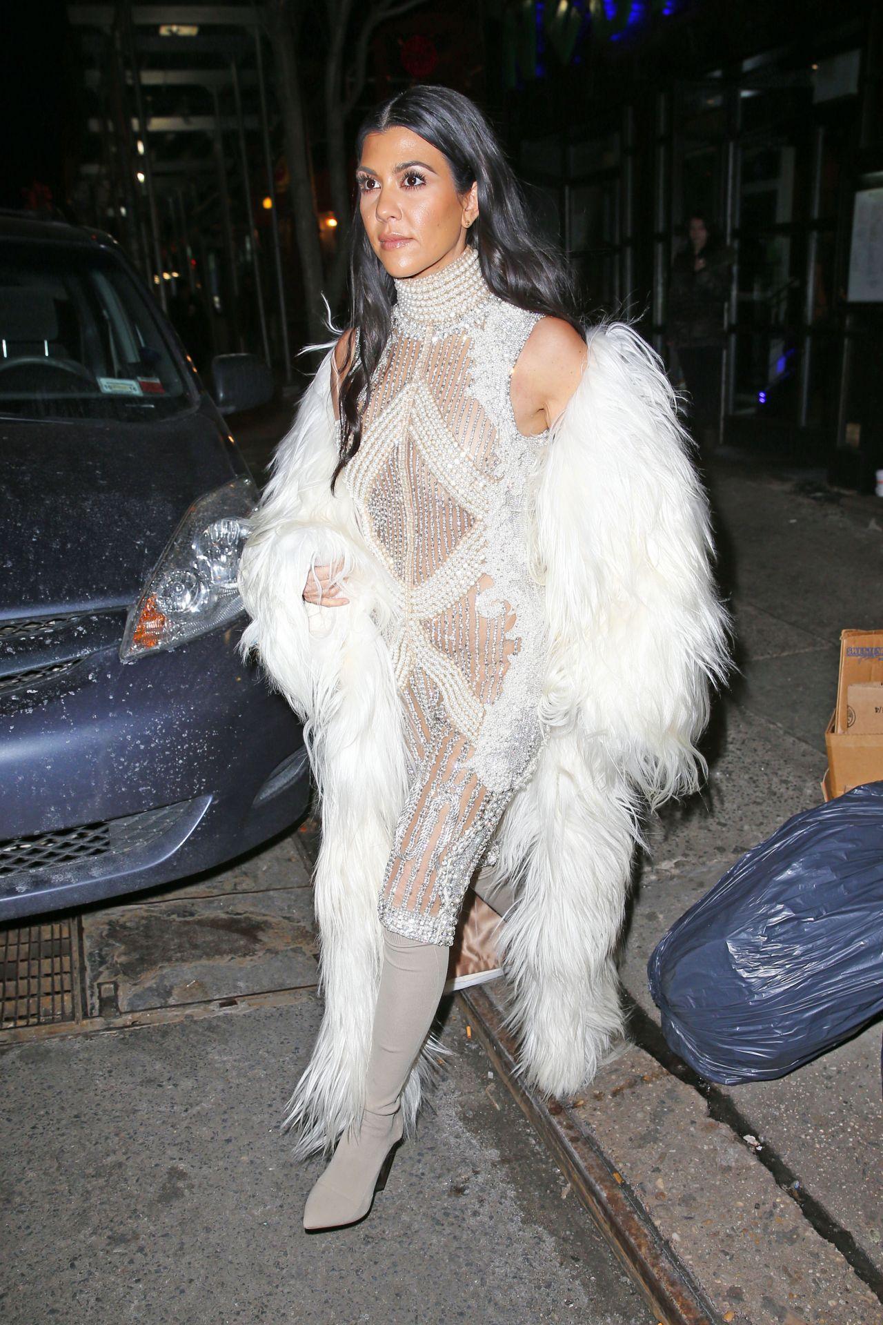 Kardashian Style - at Negril Village Restaurant in New York City ...