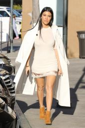 Kourtney Kardashian Style - Out in Los Angeles, CA 2/24/2016