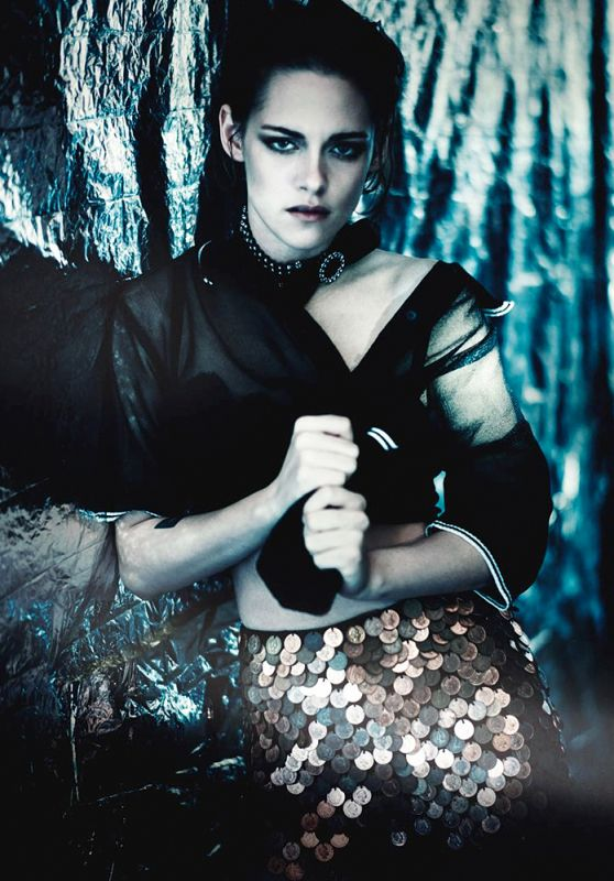 Kristen Stewart - AnOther Magazine Spring-Summer 2016 Cover and Photos