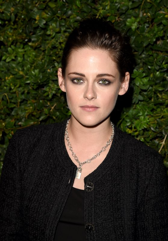 Kristen Stewart - Chanel and Charles Finch Oscar Party in Los Angeles, CA 2/27/2016