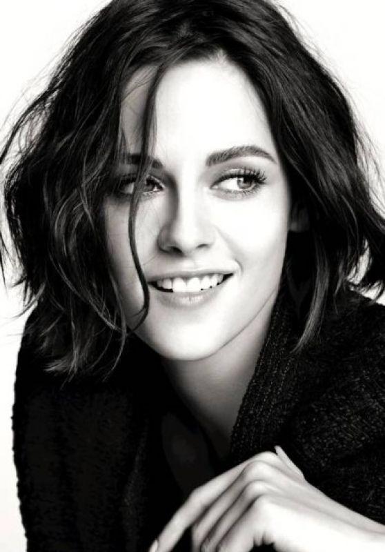 Kristen Stewart - Chanel Collection Eyes 2016