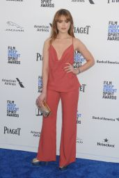 Kristina Bazan – 2016 Film Independent Spirit Awards in Santa Monica, CA