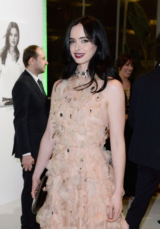 Krysten Ritter – Costume Designers Guild Awards 2016 with LACOSTE in Beverly Hills
