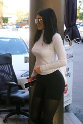 Kylie Jenner - Out in Los Angeles 2/3/2016