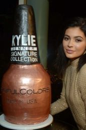 Kylie Jenner - Signature Collection Sinful Colors Launch Party in Los Angeles, CA 2/27/2016