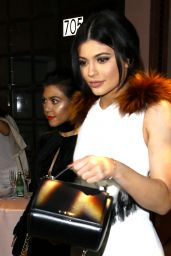 Kylie Jenner Style - Beverly Hills Salon's Grand Opening 2/4/2016