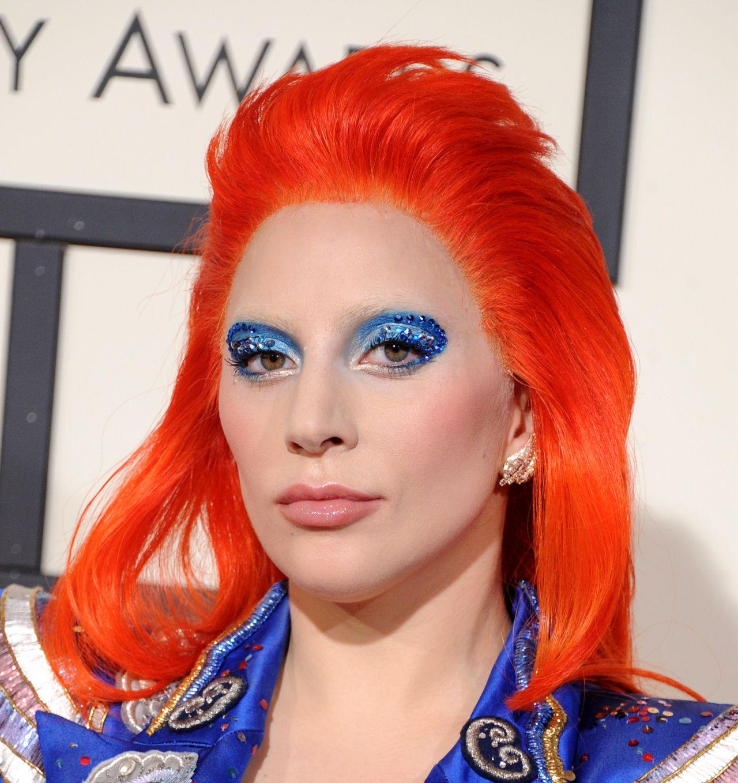 Lady Gaga Ndash 2016 Grammy Awards In Los Angeles Ca