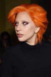 Lady Gaga - Brandon Maxwell Show - New York Fashion Week 2/16/2016
