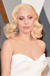 Lady Gaga – Oscars 2016 in Hollywood, CA 2/28/2016