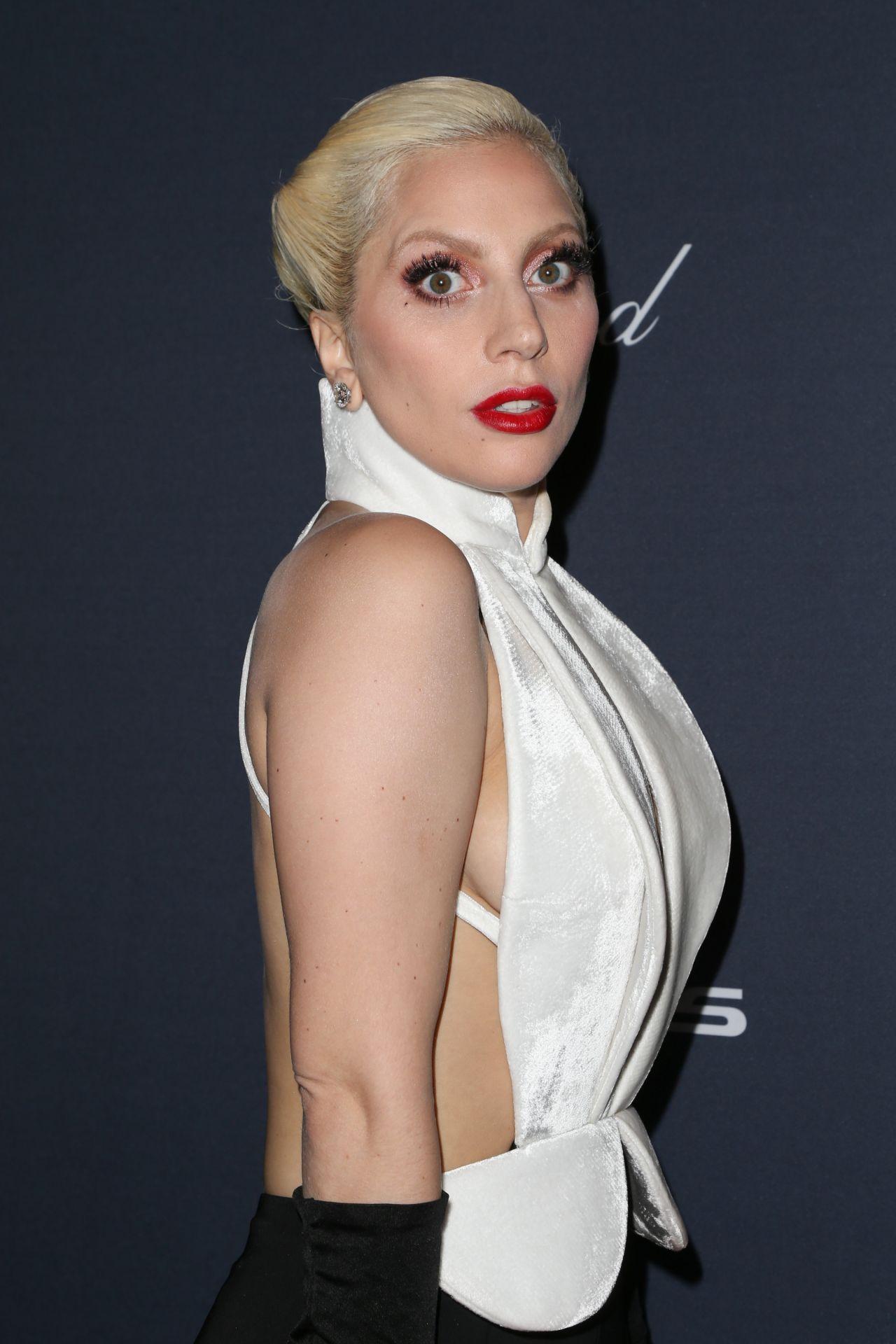 Lady Gaga - Weinstein Company's Pre-Oscar Dinner in Beverly Hills 2/27/2016