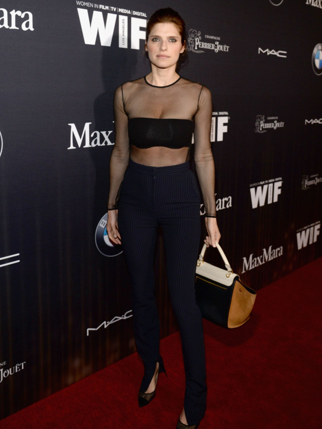Lake Bell 2016 Women In Film Pre Oscar Cocktail Party In