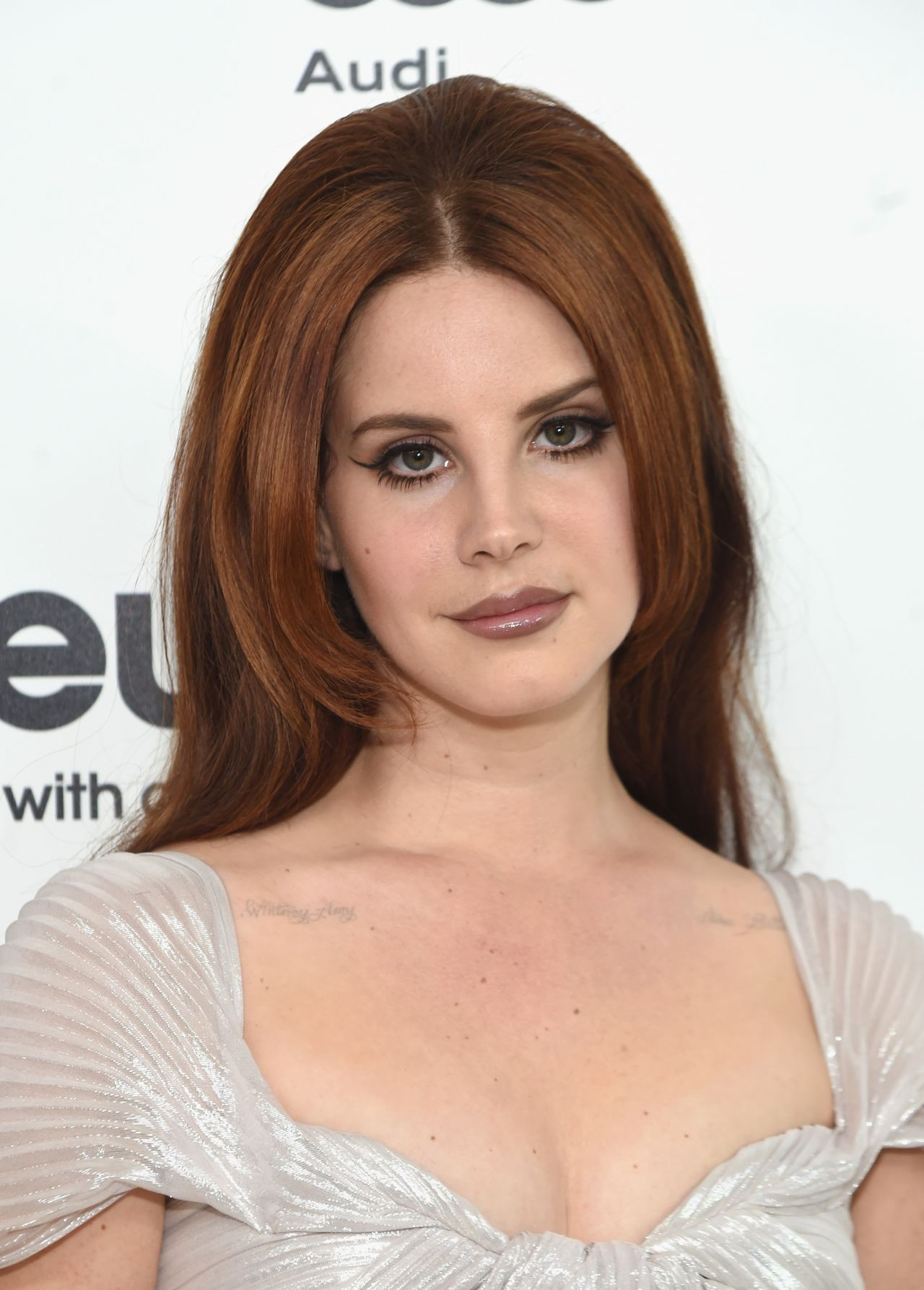 Lana Del Rey Natural Hair Color