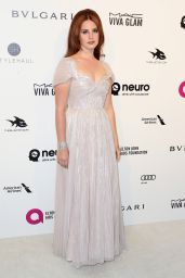 Lana Del Ray – 2016 Elton John AIDS Foundation's Oscar Viewing Party in West Hollywood, CA