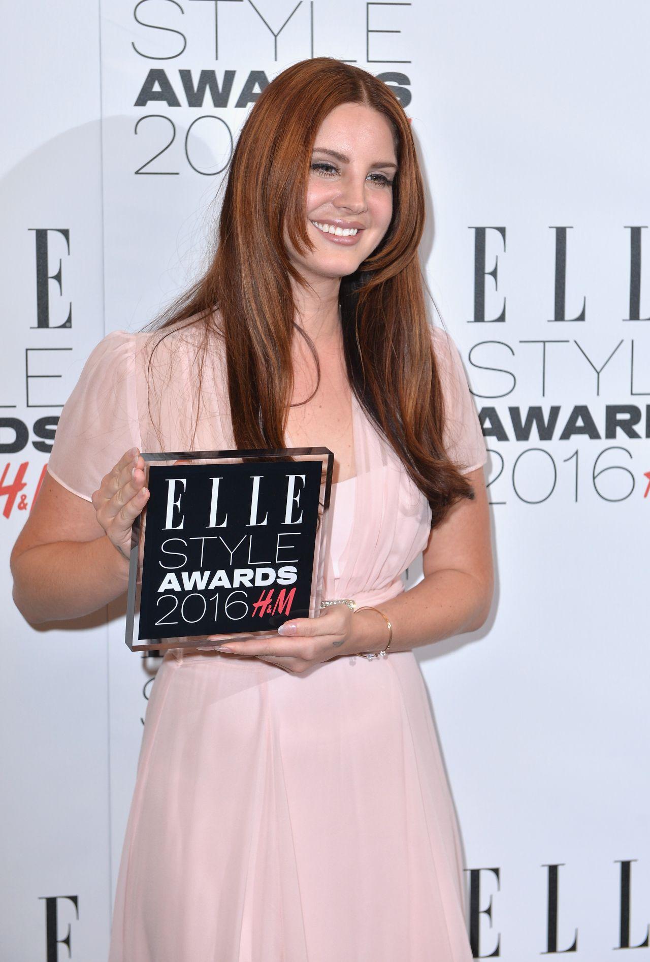 Lana Del Rey – Elle Style Awards 2016 in London Liv Tyler