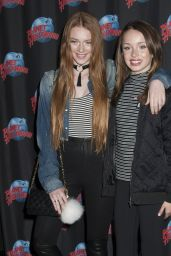 Larsen Thompson - Planet Hollywood in New York City 2/23/2016