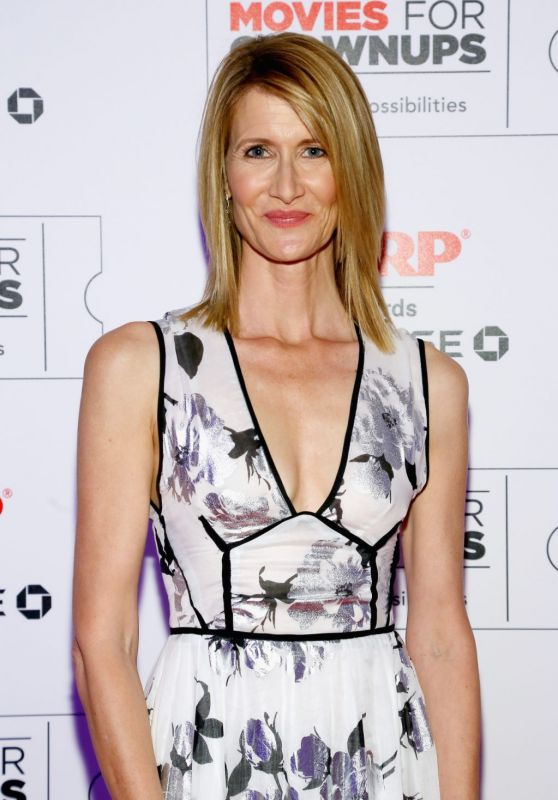 Laura Dern - 2016 AARP Movies For Grownups Awards, February 2016