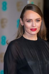Laura Haddock – BAFTA Film Awards 2016 in London