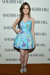 Laura Marano - Sherri Hill Fashion Show in New York City, 2/12/2016