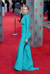 Laura Whitmore - BAFTA Film Awards 2016