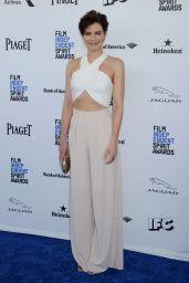Lauren Cohan – 2016 Film Independent Spirit Awards in Santa Monica, CA