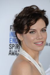 Lauren Cohan – 2016 Film Independent Spirit Awards in Santa Monica, CA