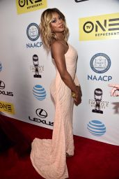 Laverne Cox – NAACP Image Awards 2016 Presented by TV One in Pasadena, CA