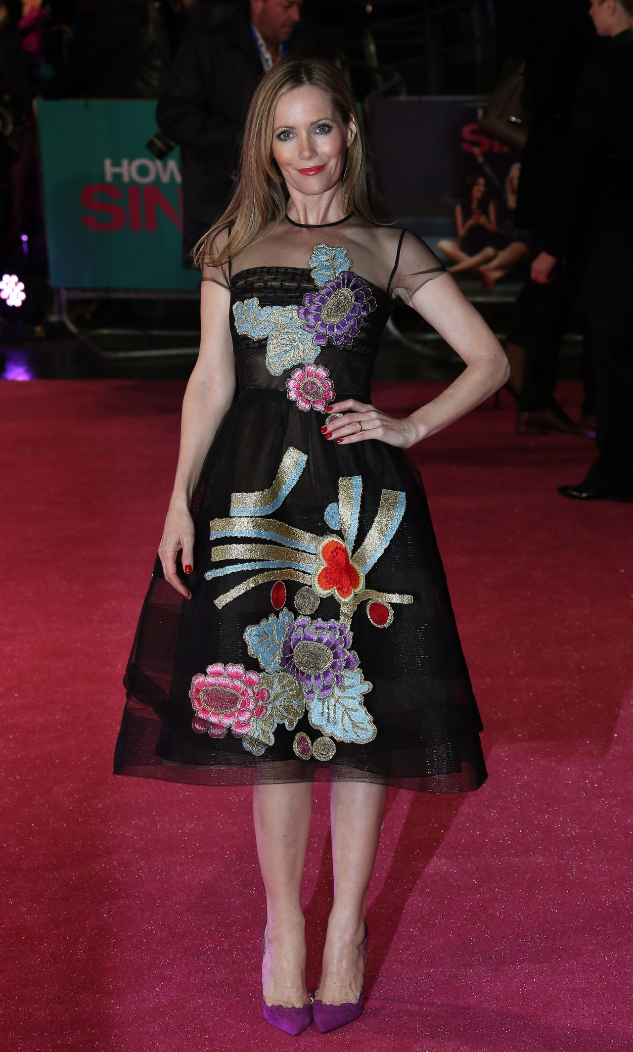 Leslie Mann €� 'how To Be Single' Premiere In London, Uk '