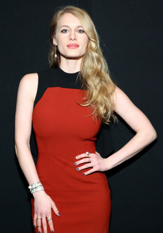 Leven Rambin - Bibhu Mohapatra Fall 2016 Presentation - New York Fashion Week 2/17/2016