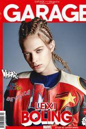 Lexi Boling - Garage Magazine No. 10 Spring/Summer 2016