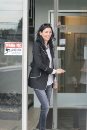 Liberty Ross - Leaves Belladonna Spa in Beverly Hills 1/31/2016