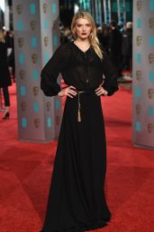 Lily Donaldson – BAFTA Film Awards 2016 in London