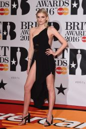 Lily Donaldson - BRIT Awards 2016 in London, UK