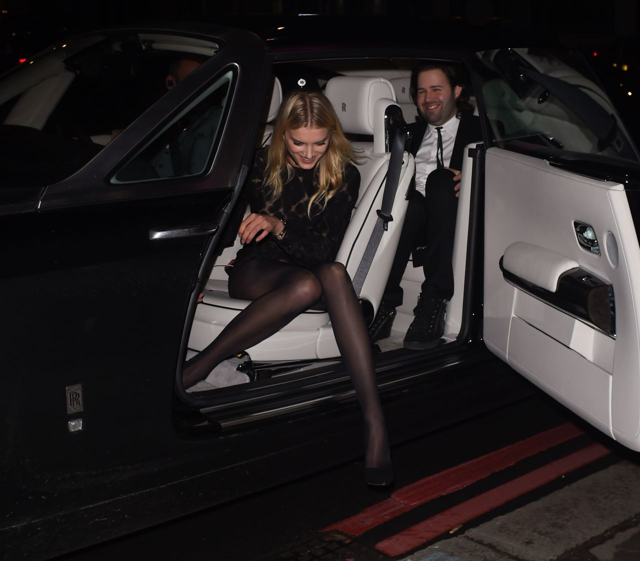 Lily Donaldson The Naked Heart Foundation Fabulous Fund