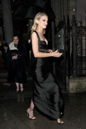 Lily Donaldson – 'Vogue 100 – A Century of Style' in London, February 9, 2016