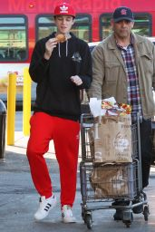 Lily-Rose Depp - Shopping in Los Angeles - February 3, 2016