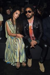 Lisa Bonet – Saint Laurent Show at The Palladium in Los Angeles 2/10/2016